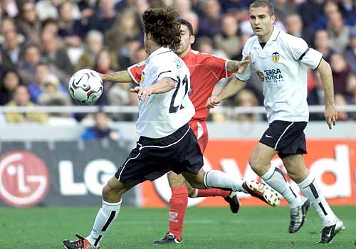 26.01.2003: Valencia CF 1 - 0 Sevilla FC