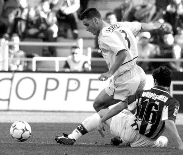09.02.2003: Rec. Huelva 1 - 1 Valencia CF