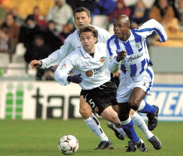 15.02.2003: Valencia CF 2 - 0 Málaga CF