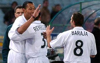 18.02.2003: AS Roma 0 - 1 Valencia CF