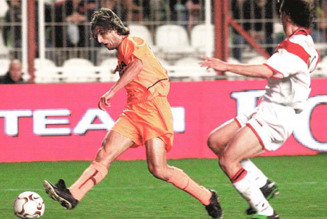 23.02.2003: Rayo Vallecano 0 - 4 Valencia CF