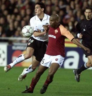 26.02.2003: Valencia CF 0 - 3 AS Roma