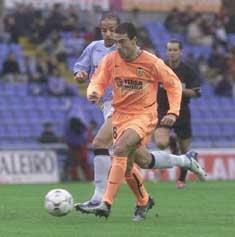 02.03.2003: Celta de Vigo 1 - 1 Valencia CF