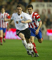 08.03.2003: Valencia CF 0 - 1 At. Madrid