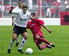 26.03.2003: Toluca FC 3 - 1 Valencia CF