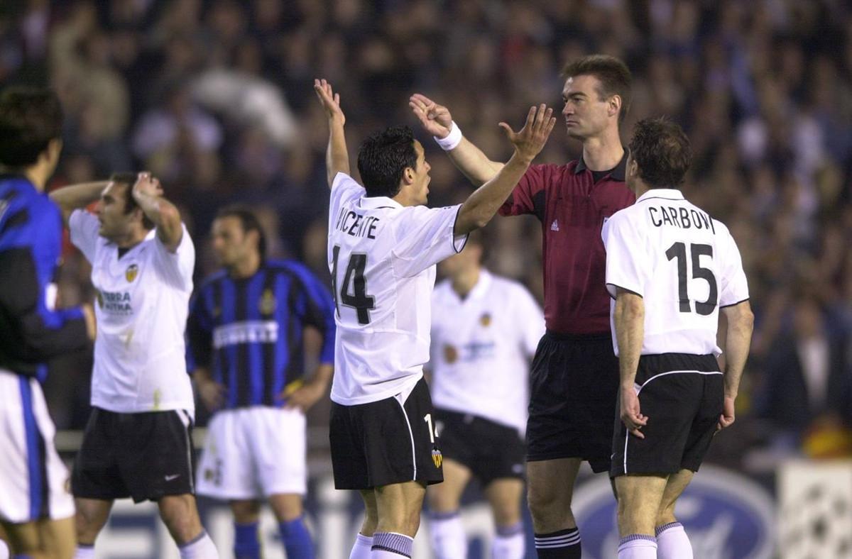 22.04.2003: Valencia CF 2 - 1 Inter Milán