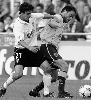 11.05.2003: Valencia CF 1 - 2 Villarreal CF