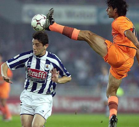 01.06.2003: Real Sociedad 1 - 1 Valencia CF