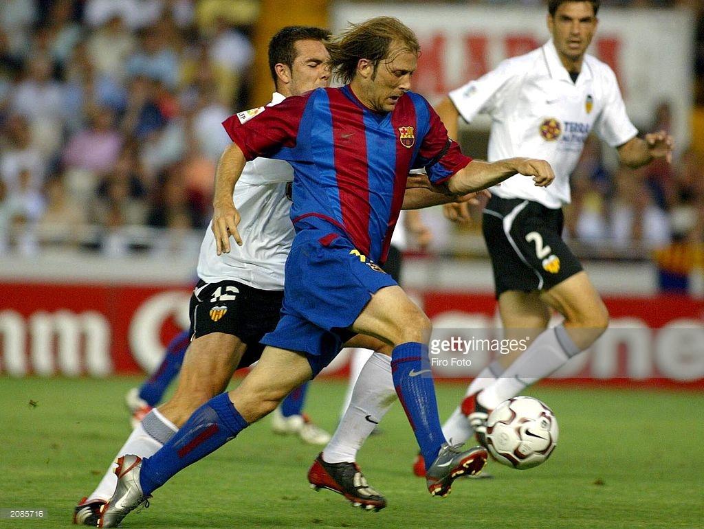 15.06.2003: Valencia CF 1 - 3 FC Barcelona