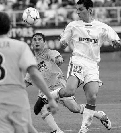 21.06.2003: Sevilla FC 0 - 3 Valencia CF
