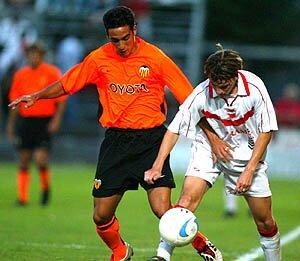 03.08.2003: CS Chenois 0 - 10 Valencia CF