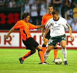 05.08.2003: Sankt Gallen 0 - 1 Valencia CF