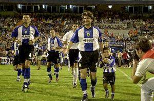 19.08.2003: Hércules CF 1 - 2 Valencia CF