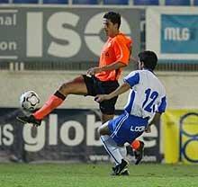 23.08.2003: Málaga CF 1 - 1 Valencia CF