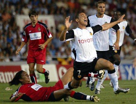 30.08.2003: Valencia CF 1 - 1 Real Valladolid