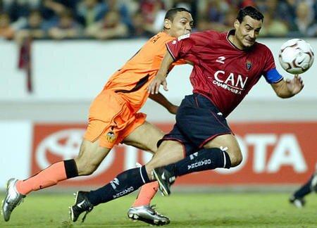 02.09.2003: CA Osasuna 0 - 1 Valencia CF