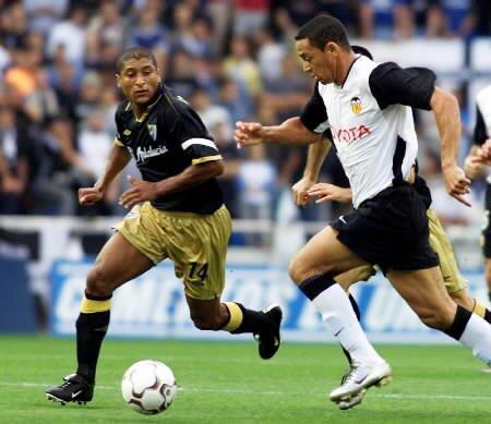14.09.2003: Valencia CF 1 - 0 Málaga CF