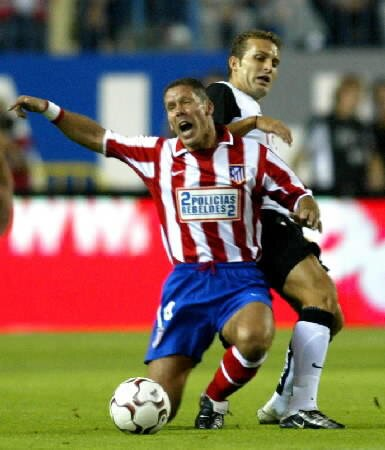 20.09.2003: At. Madrid 0 - 3 Valencia CF