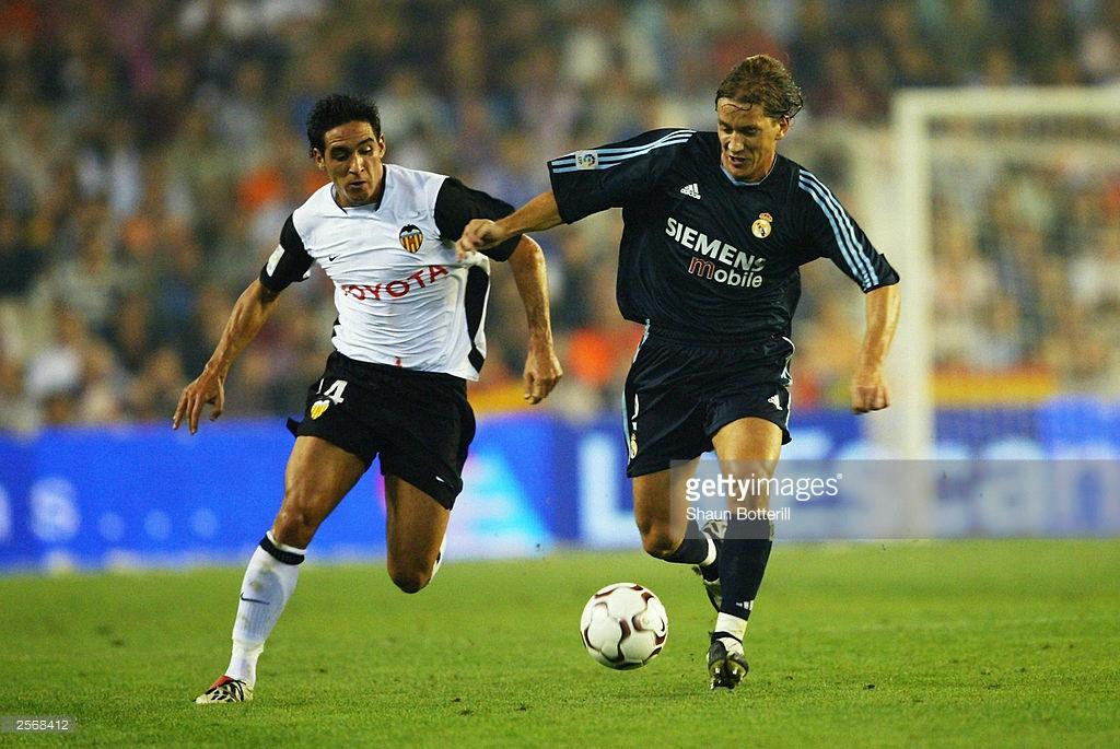 27.09.2003: Valencia CF 2 - 0 Real Madrid