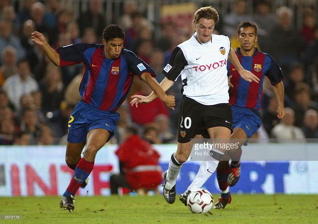 05.10.2003: FC Barcelona 0 - 1 Valencia CF