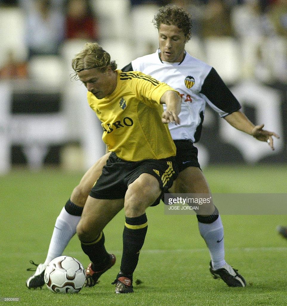15.10.2003: Valencia CF 1 - 0 AIK Solna