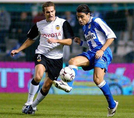 25.10.2003: Dep. Coruña 2 - 1 Valencia CF