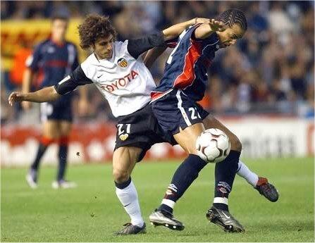 29.10.2003: Valencia CF 2 - 2 Celta de Vigo