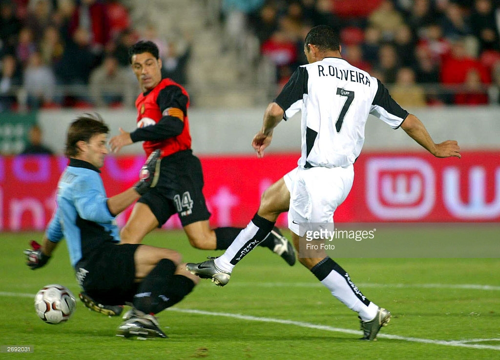 02.11.2003: RCD Mallorca 0 - 5 Valencia CF