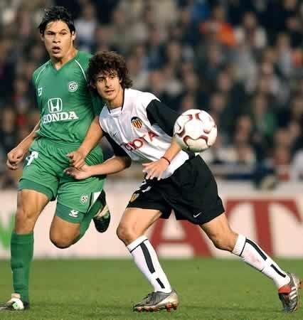 06.11.2003: Valencia CF 0 - 0 Maccabi Haifa