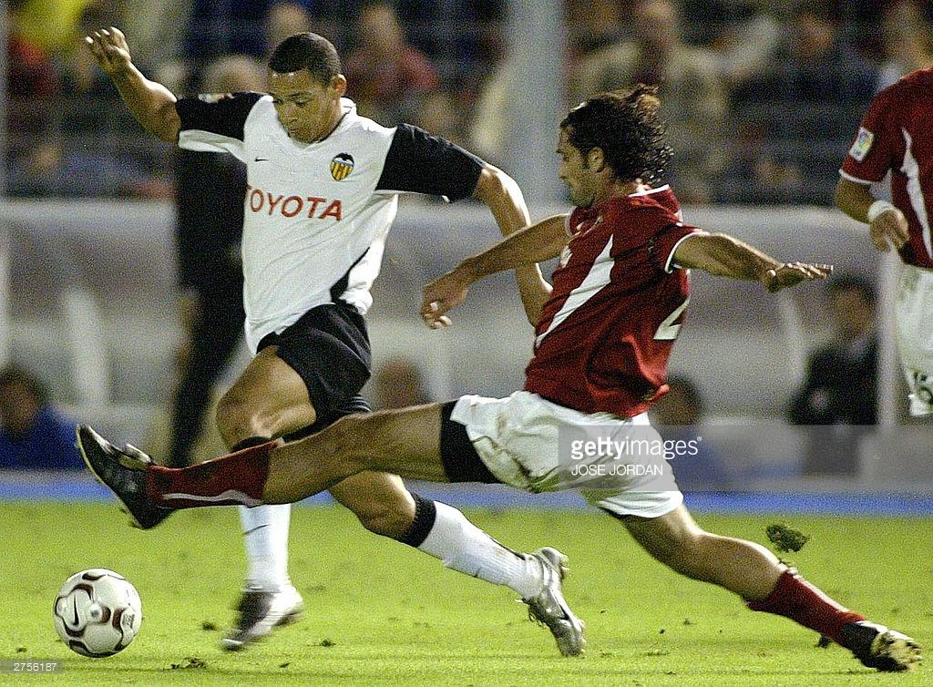 23.11.2003: Real Murcia 2 - 2 Valencia CF
