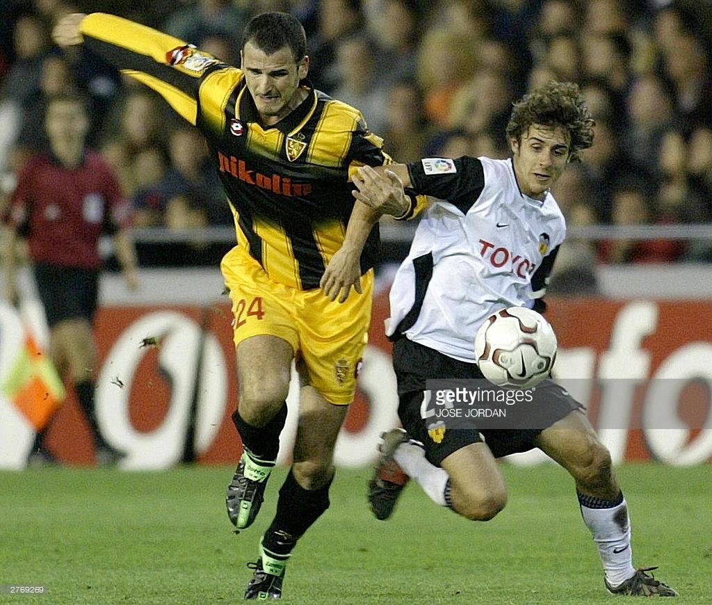 29.11.2003: Valencia CF 3 - 2 Real Zaragoza