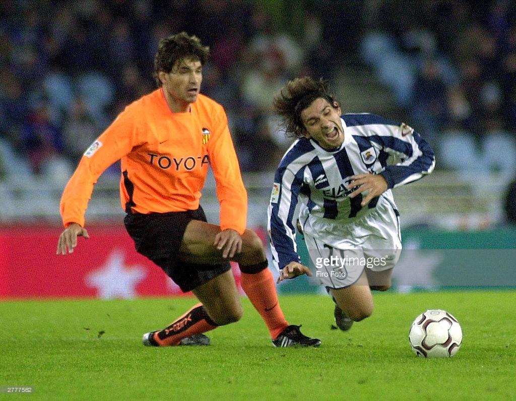 02.12.2003: Real Sociedad 0 - 0 Valencia CF
