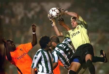 14.12.2003: Real Betis 0 - 1 Valencia CF