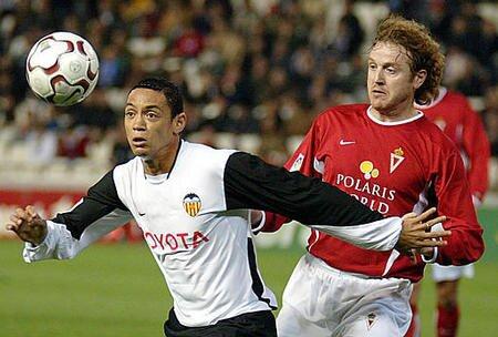 17.12.2003: Valencia CF 2 - 0 Real Murcia