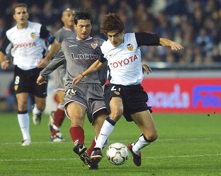 20.12.2003: Valencia CF 1 - 0 Sevilla FC