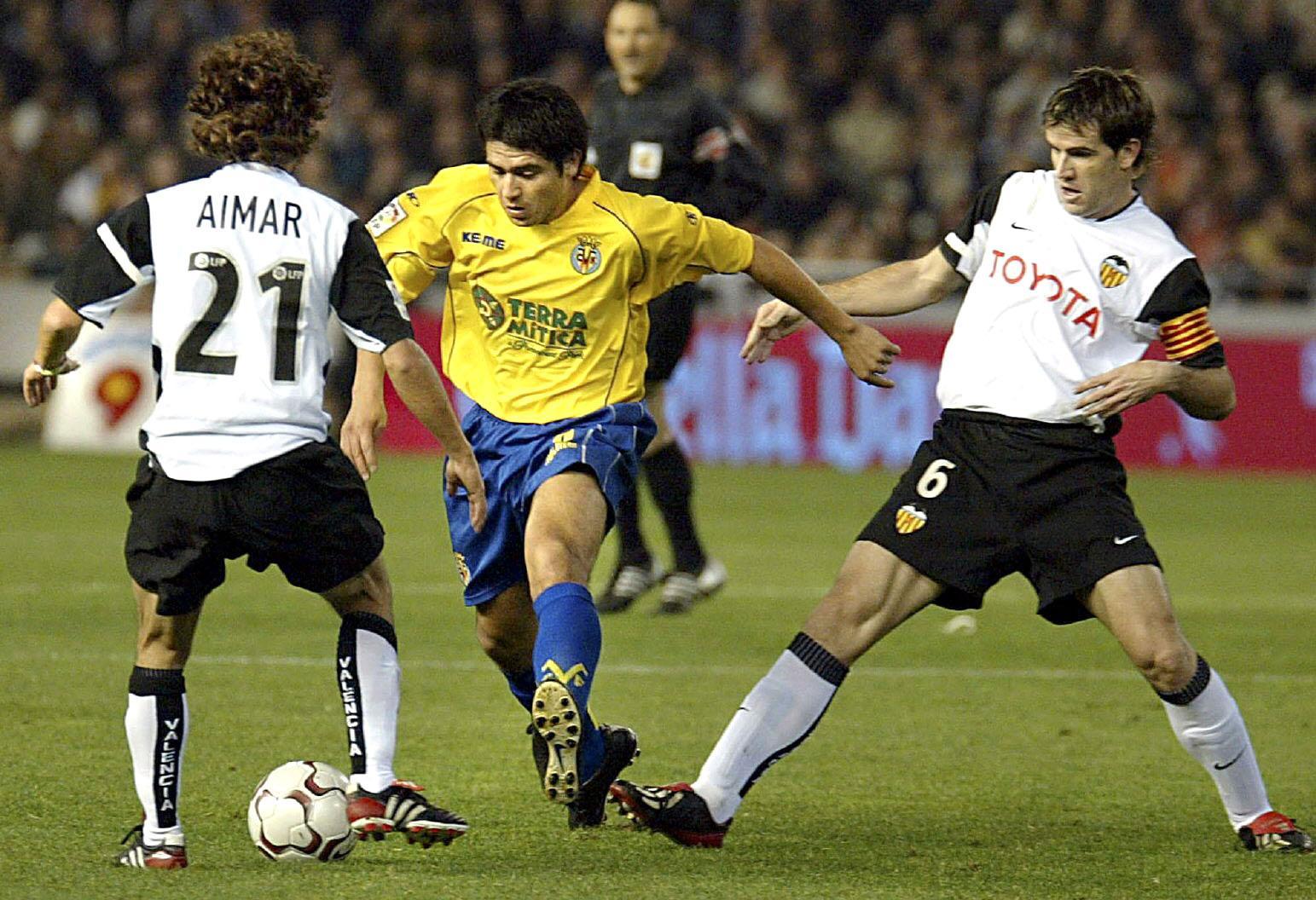04.01.2004: Valencia CF 4 - 2 Villarreal CF