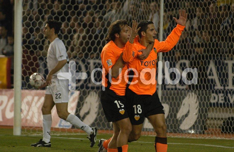 10.01.2004: Albacete B. 0 - 1 Valencia CF
