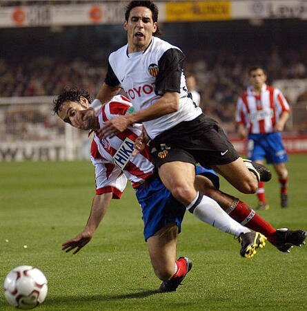 07.02.2004: Valencia CF 3 - 0 At. Madrid