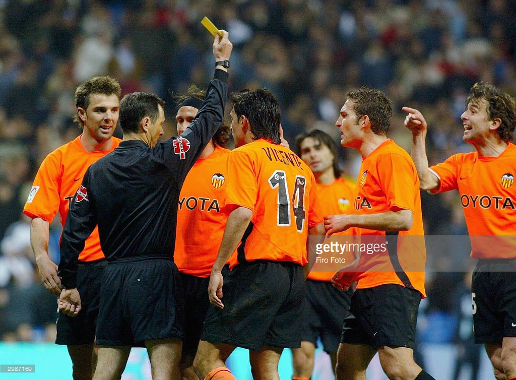 15.02.2004: Real Madrid 1 - 1 Valencia CF