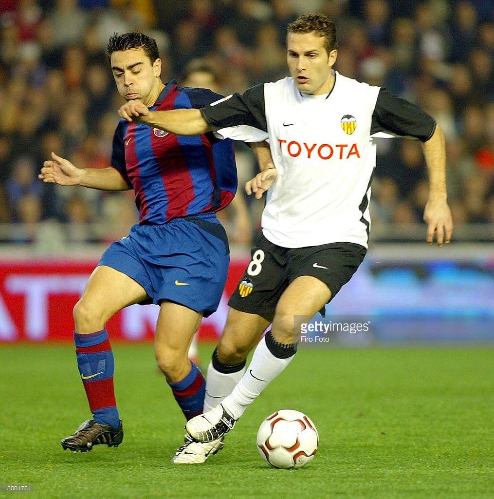 21.02.2004: Valencia CF 0 - 1 FC Barcelona