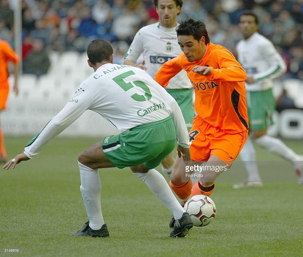 28.03.2004: Rac. Santander 0 - 3 Valencia CF