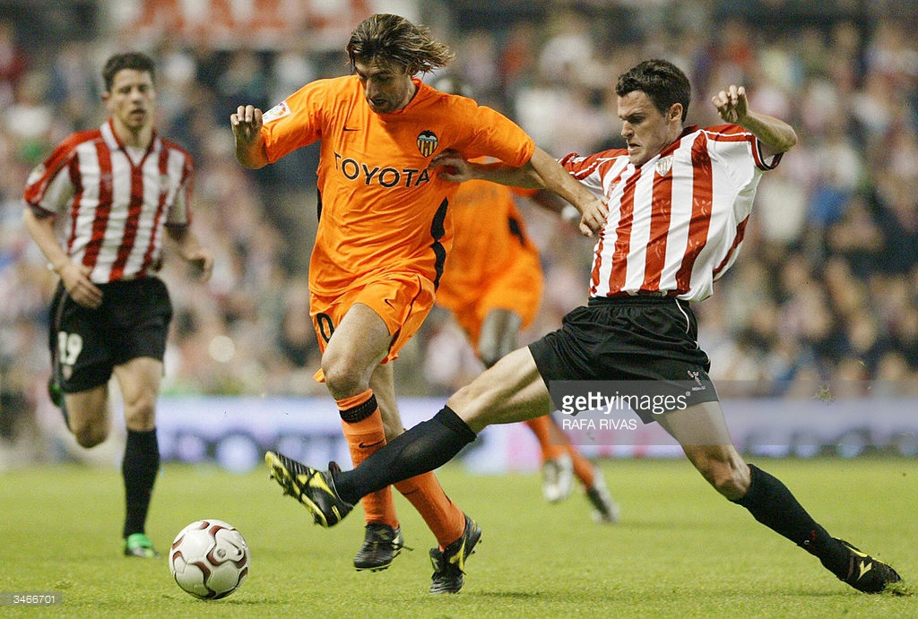 25.04.2004: Athletic Club 1 - 1 Valencia CF