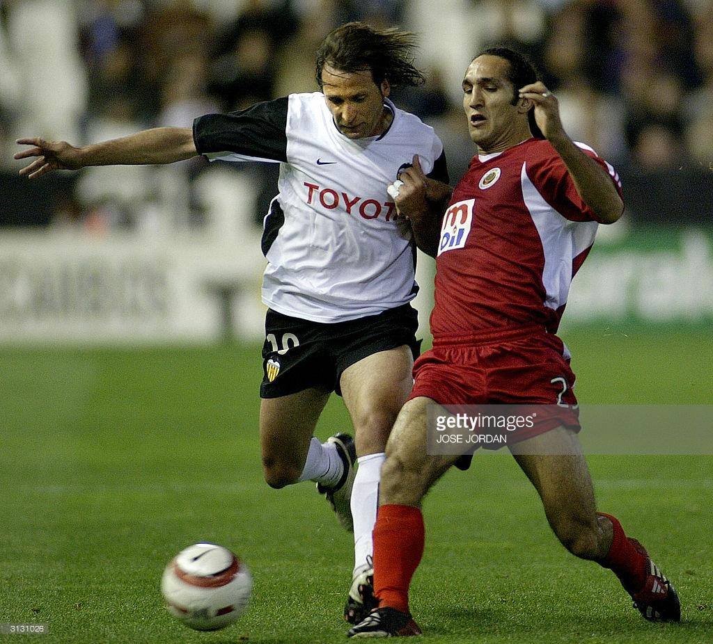 25.03.2004: Valencia CF 2 - 0 Gençlerbirligi