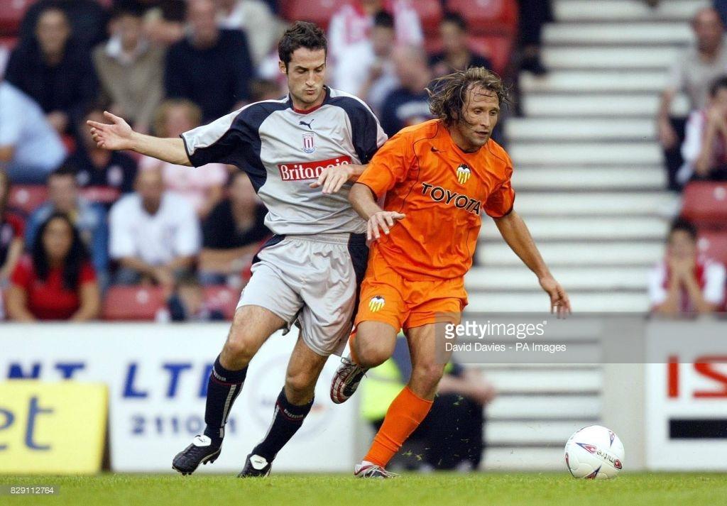28.07.2004: Stoke City 1 - 0 Valencia CF