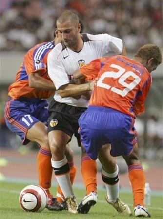 01.08.2004: Albirex Niigata 5 - 2 Valencia CF