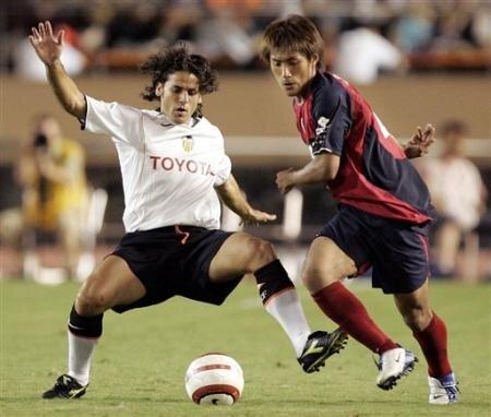 04.08.2004: Kashima Ant. 0 - 1 Valencia CF