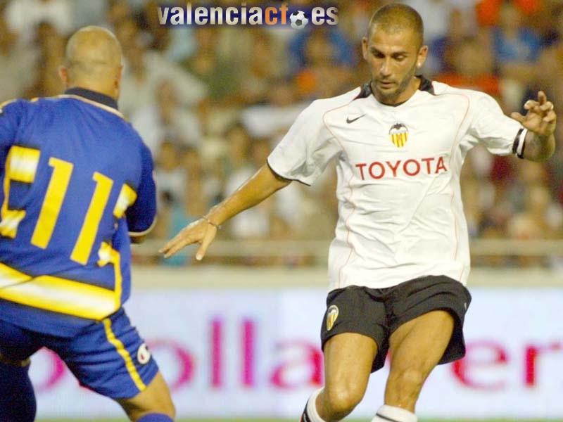 11.08.2004: Valencia CF 1 - 0 Parma AC