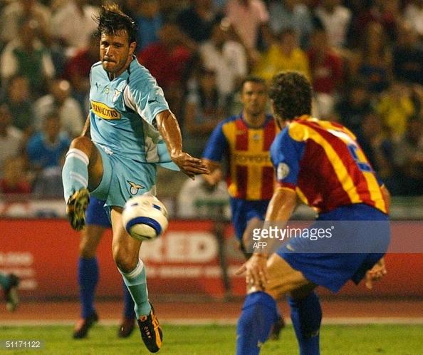 14.08.2004: SS Lazio 0 - 3 Valencia CF
