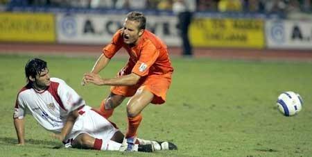 15.08.2004: Sevilla FC 2 - 1 Valencia CF