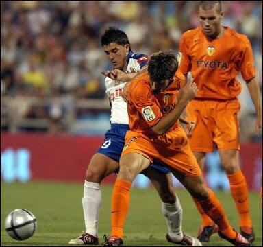 21.08.2004: Real Zaragoza 0 - 1 Valencia CF